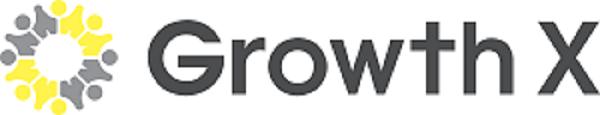 ロゴ:株式会社グロースX様(先方修正)